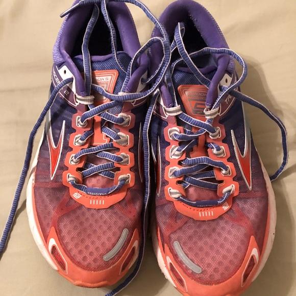 91625fc556b9c Women s brooks transcend 2 running shoes